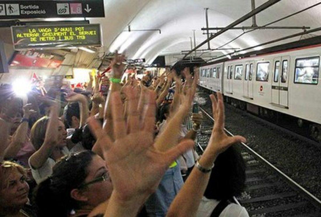 L@s trabajador@s de COMFERSA se movilizan en defensa de su futuro