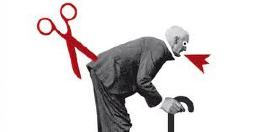 """Nuevo """"pensionazo"""" del PP. El desmantelamiento de un bien colectivo"""