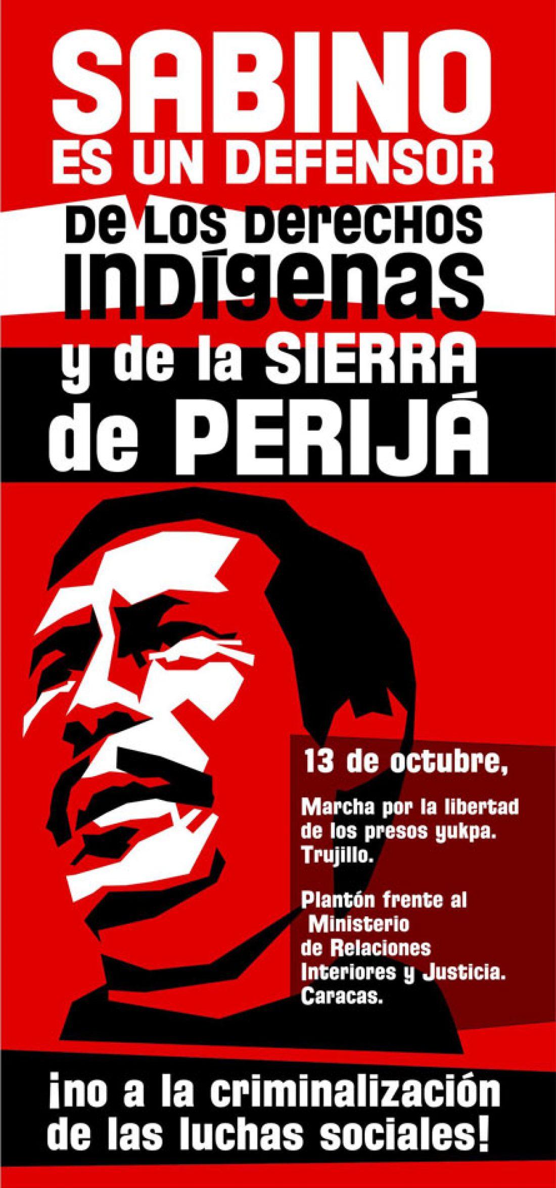 Venezuela. El capitalismo energético: Autor material e intelectual del asesinato de Sabino