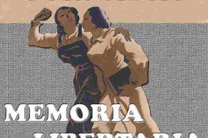 Granada. La CGT organiza las Jornadas Memoria Libertaria y Lucha Sociales del 22 al 26 de abril
