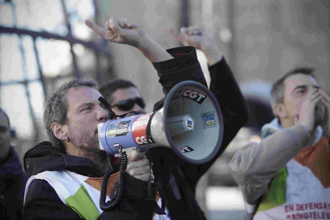 El TSJ de Madrid da la razón a los trabajadores y declara ilegal el despido colectivo en Telemadrid.