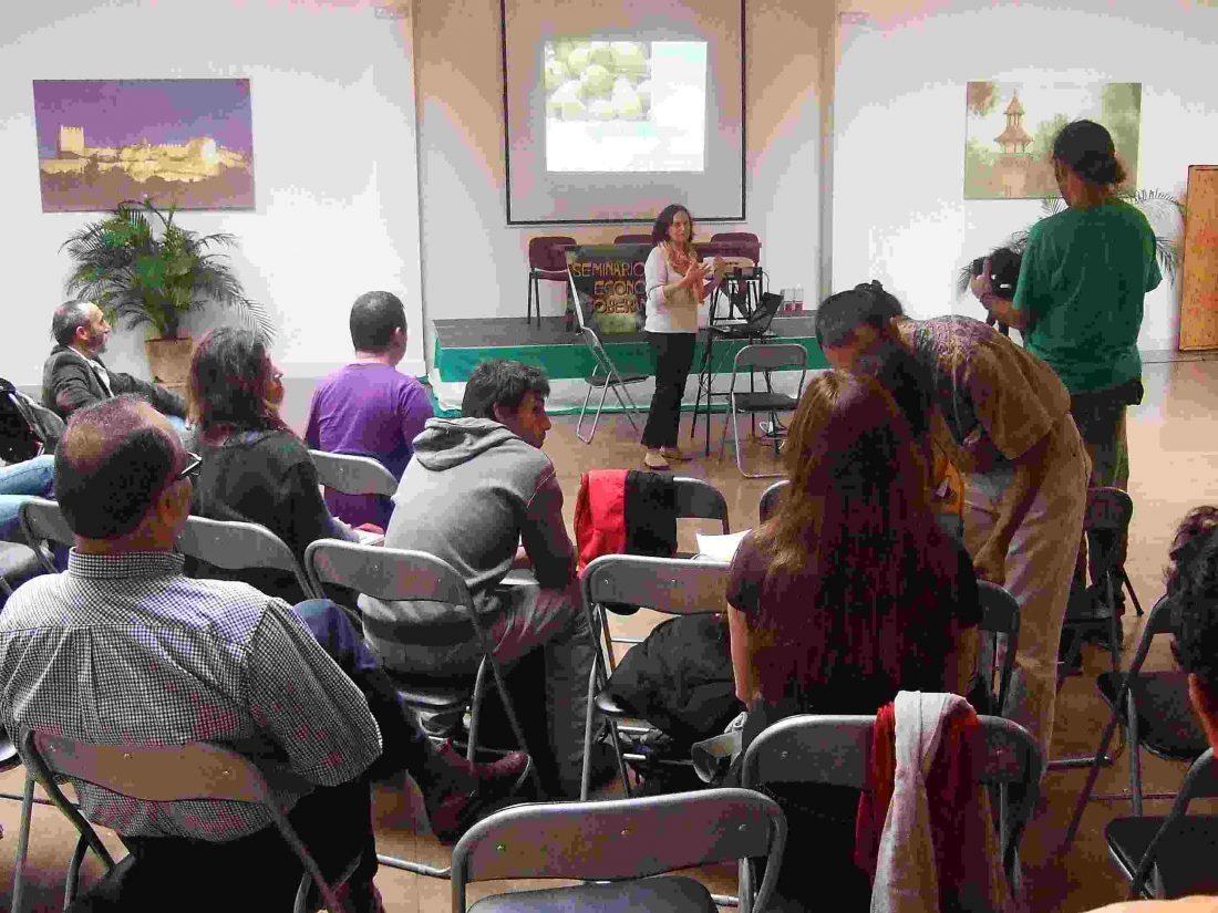 Jornadas de CGT sobre Autogestión y Economía Social en Castellar