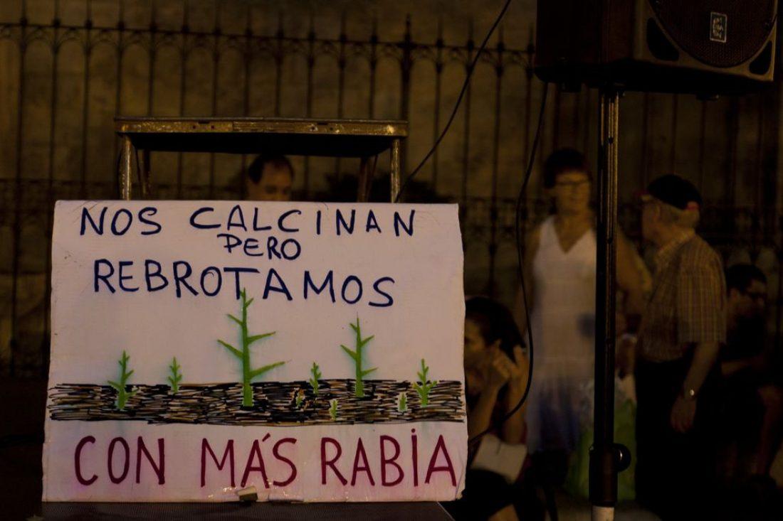 Los 250 despedidos del INFOCA inician movilizaciones contra la Junta de Andalucía