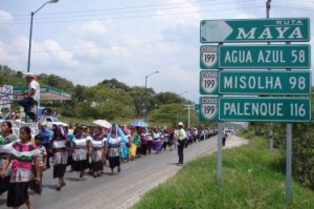 Asesinan a ejidatario de La Otra Campaña en Bachajón, Chiapas