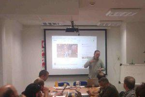 Celebrado el Curso de Formación Redes Sociales para la Acción Sindical