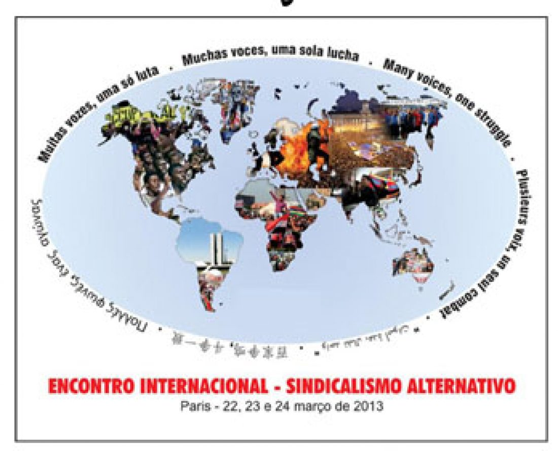 Encuentro Internacional del Sindicalismo Alternativo