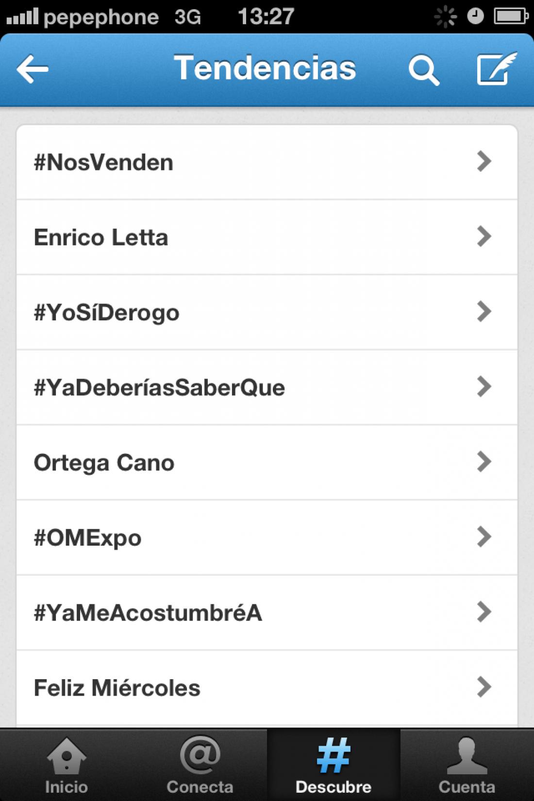 La iniciativa de CGT #NosVenden se convierte en trending topic