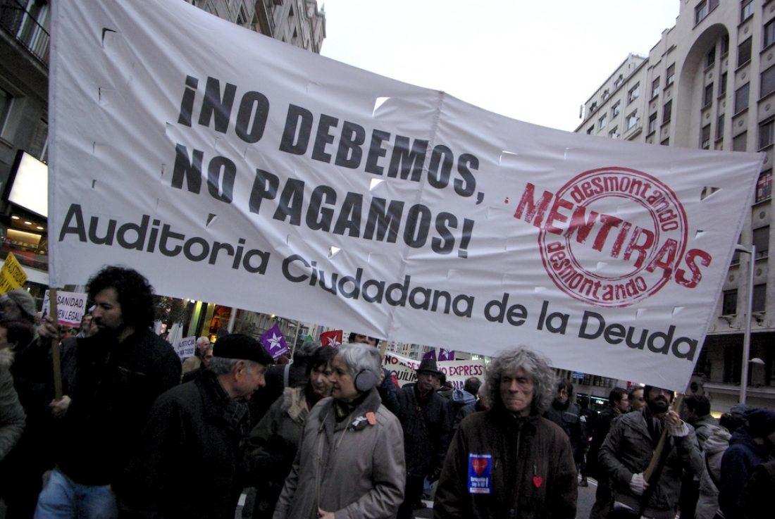 En defensa de las Mareas Ciudadanas. La CGT de Aragón y La Rioja rechaza el ultimátum realizado desde UGT Aragón.