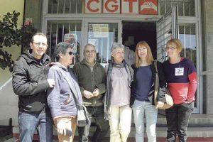 La CGT del País Valencià renueva su Secretariado Permanente y elige a Emilia Moreno como Secretaria  General