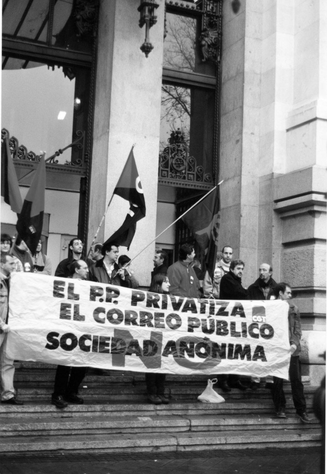 Comunicado CGT-Correos Castellón: «Alerta postal mayo-diciembre 2013»