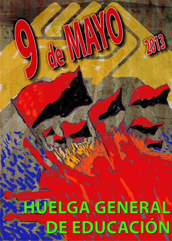 La CGT apoya las movilizaciones en todos los territorios durante abril y mayo por la educación pública y la Huelga General del 9-M