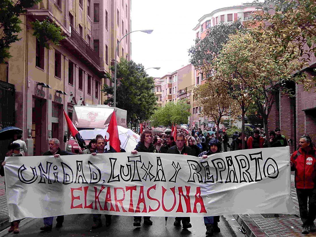 30-M Huelga General en Euskalerria: primeras valoraciones