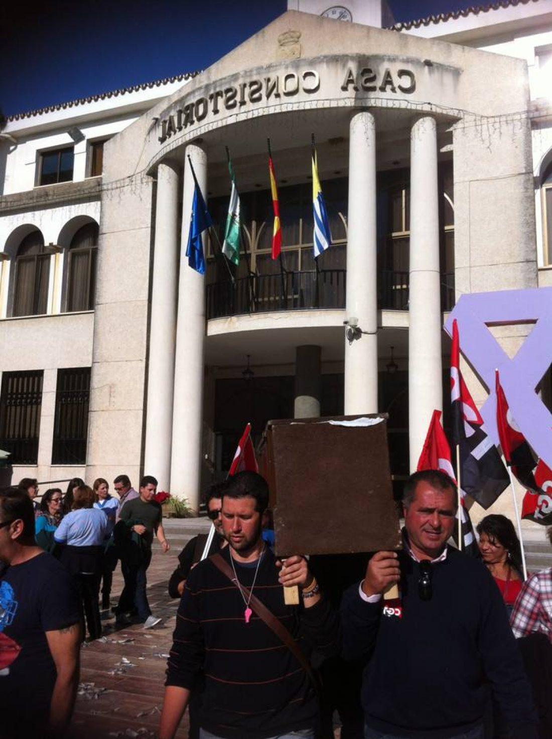 El TSJA condena a EMMSA por vulneración del derecho de huelga