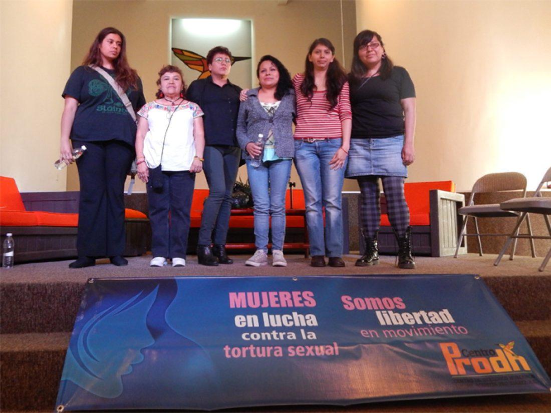 Informe sobre la audiencia de las denunciantes del caso Atenco ante la CIDH.