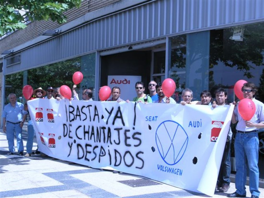 Convenio colectivo de WV Navarra. Asambleas ya!!!