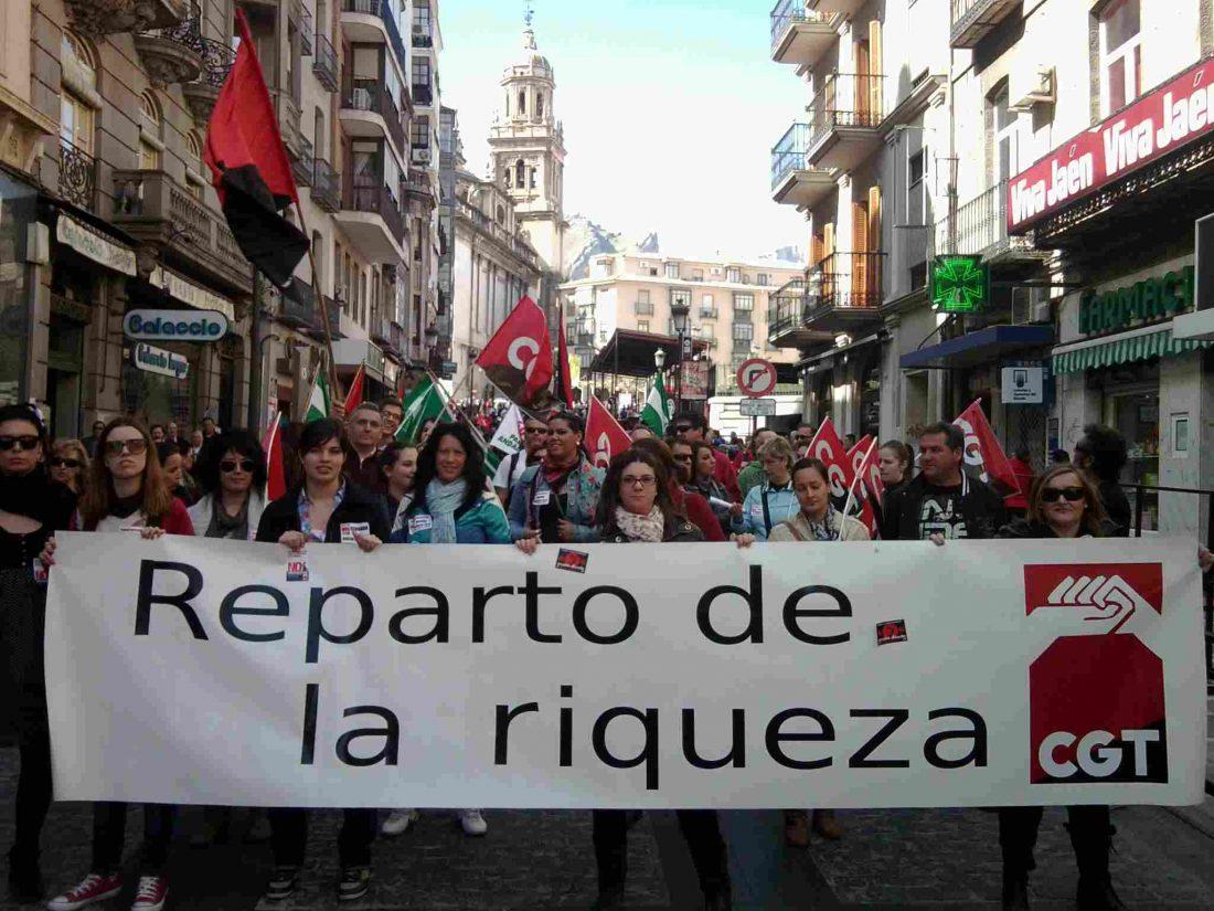 Posicionamiento de CGT en la Mesa General de Negociación del Ayuntamiento de Jaén