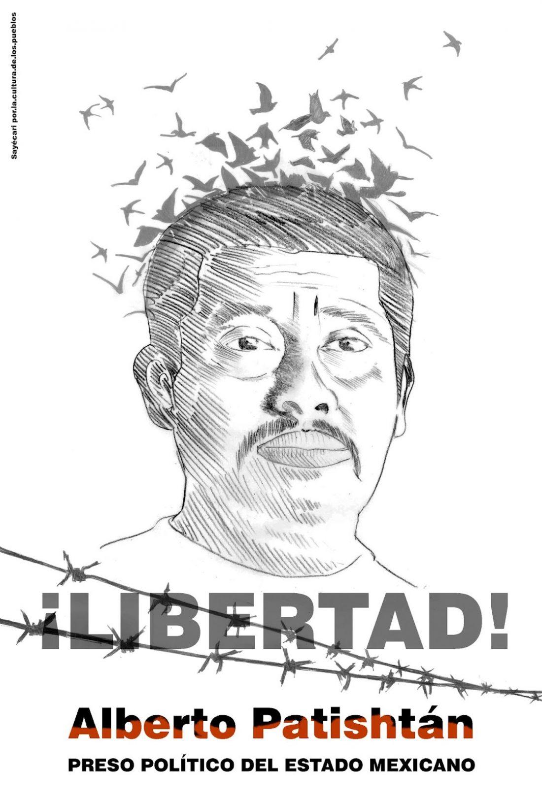 CGT presenta AMICUS CURIAE avalando la declaración y reconocimiento de inocencia de Alberto Patishtán