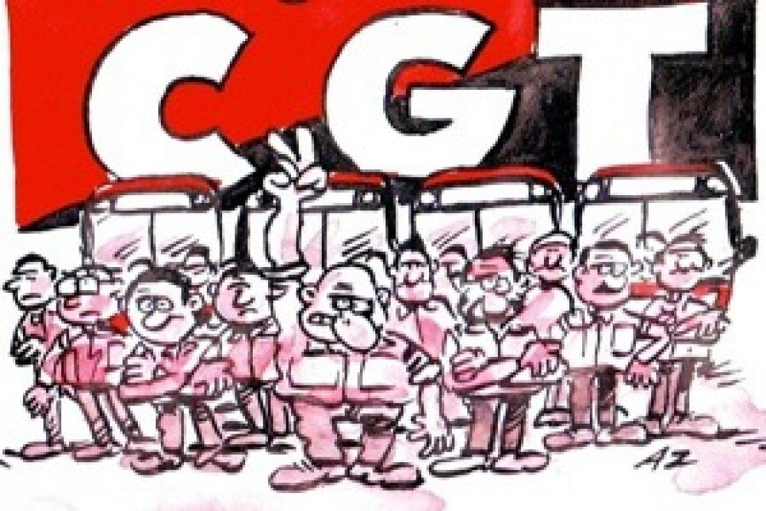 Los afiliados en Andalucía del SLT (Sindicato Libre del Transporte) se integran en CGT