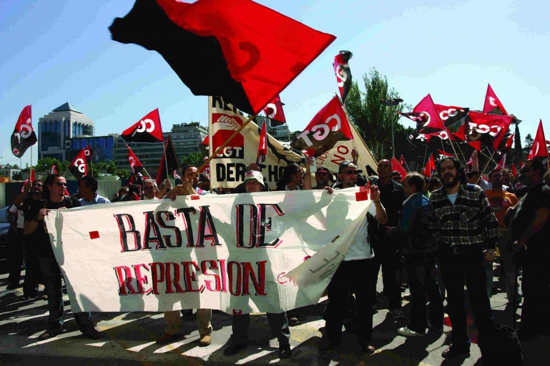 6 Junio, concentración en Córdoba del Sector Ferroviario de CGT-A