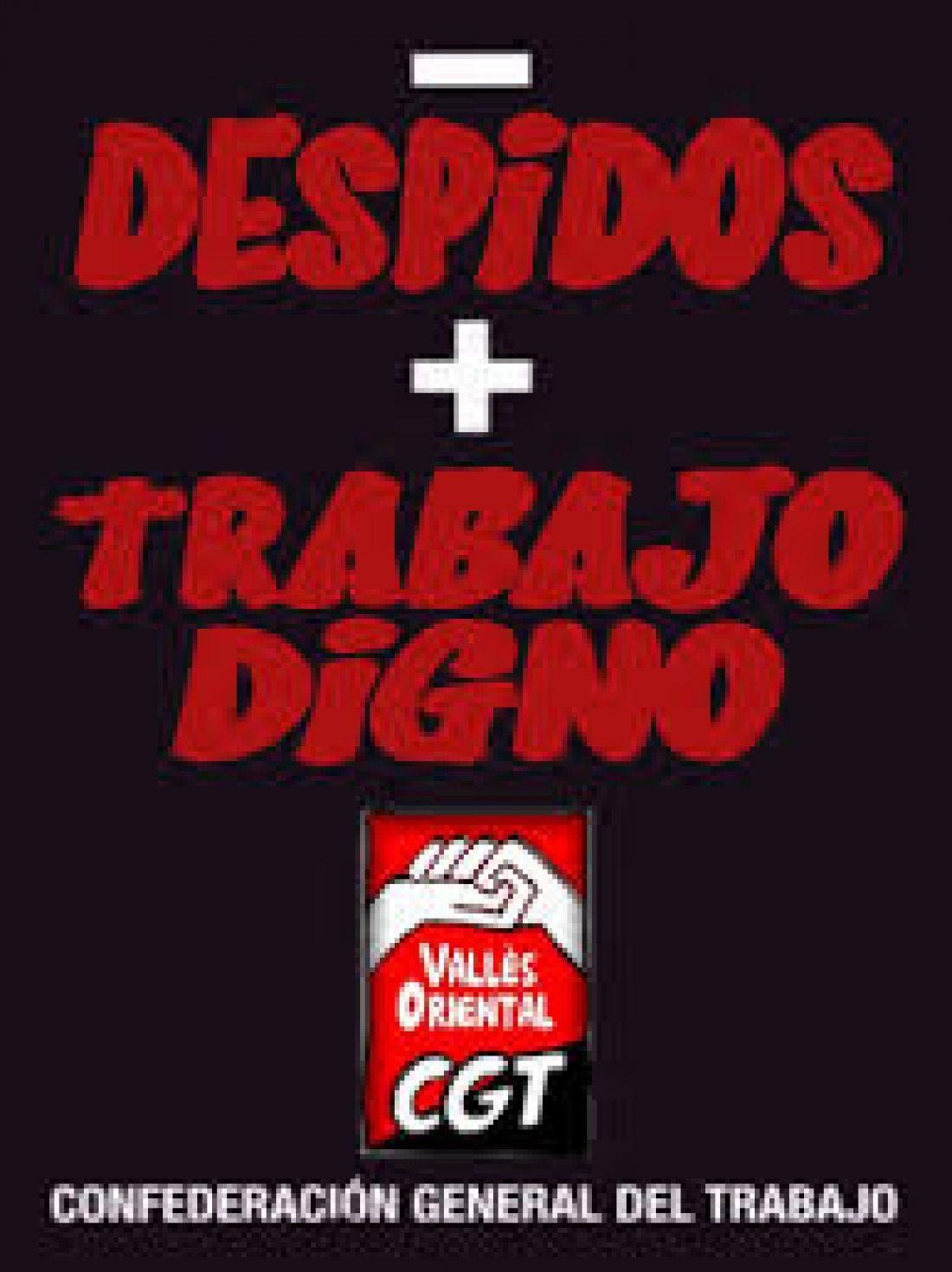 Concentración-Manifestación el lunes 1 de julio a las 13 horas en la puerta de Cacaolat Barcelona