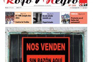 Rojo y Negro Nº 269 – junio 2013