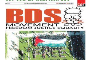 Separata: Boicot, Desinversiones y Sanciones al Estado de Israel