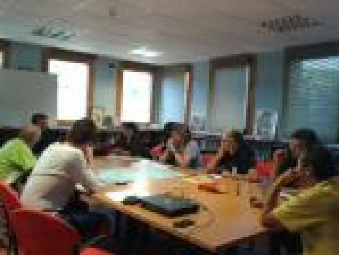 Crónica de los primeros días en la Escuela Libertaria de Verano de Ruesta