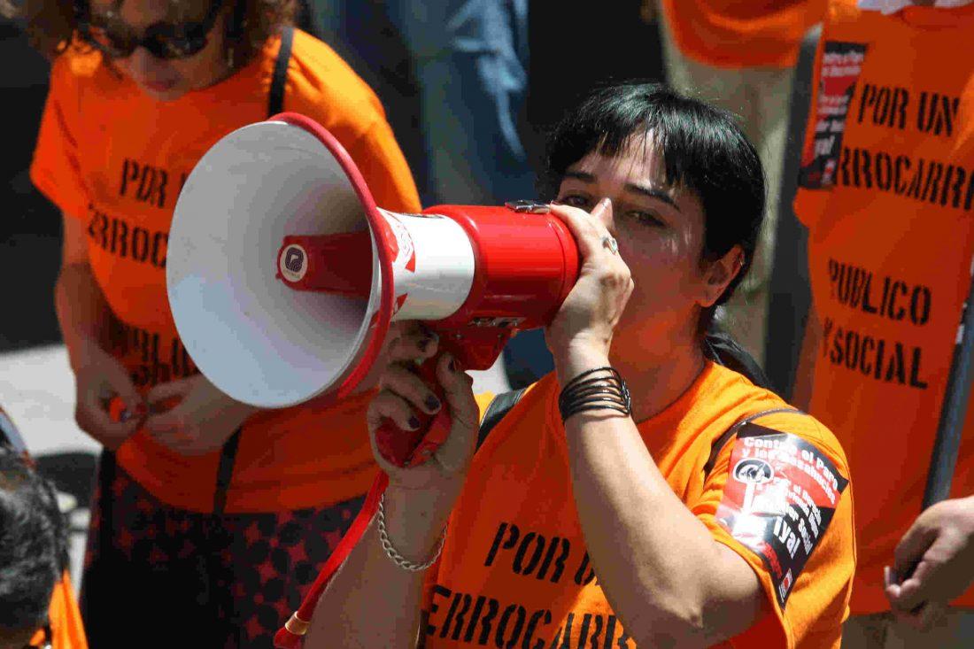 CGT convoca huelgas en julio y agosto en defensa del ferrocarril y sus trabajadores