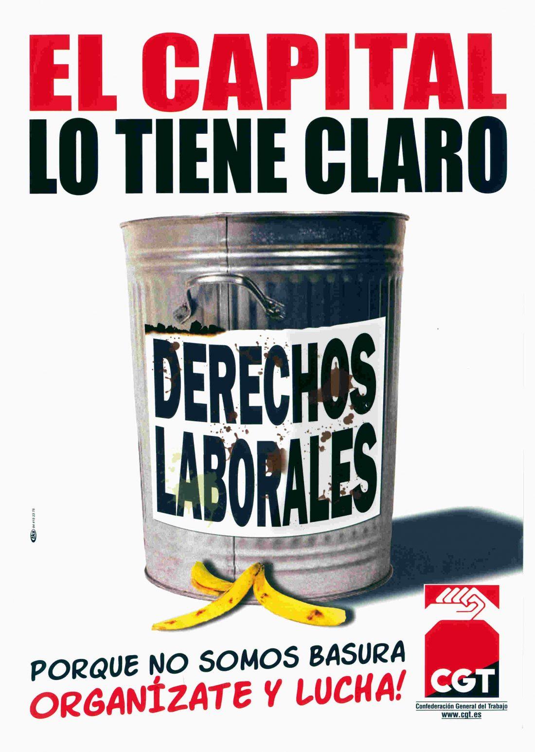 14 agosto 2013, entierro de los derechos laborales y sociales en Antequera