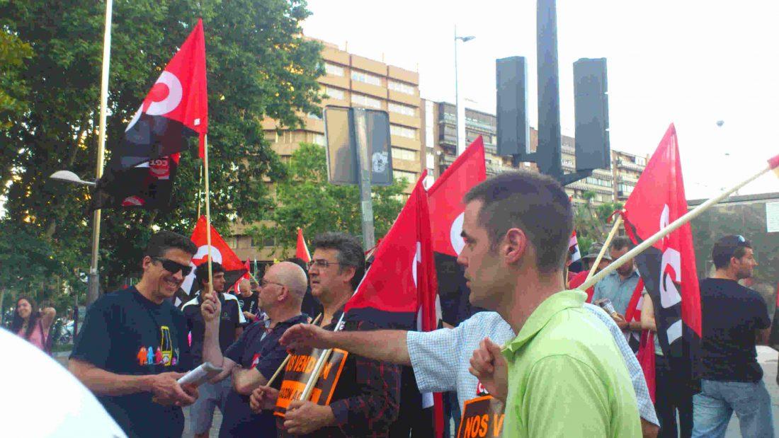 25 de julio a  partir de las 11,30h en la estación de autobuses de Granada CGT protestará contra los abusos de ALSA y la falta de seguridad que acarrean