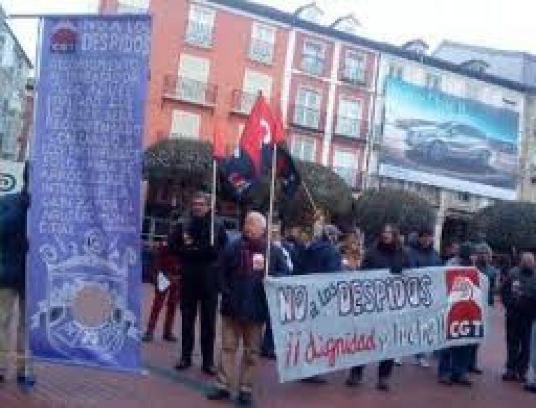 Noveno día de huelga indefinida de dos horas en la DGT de Barcelona