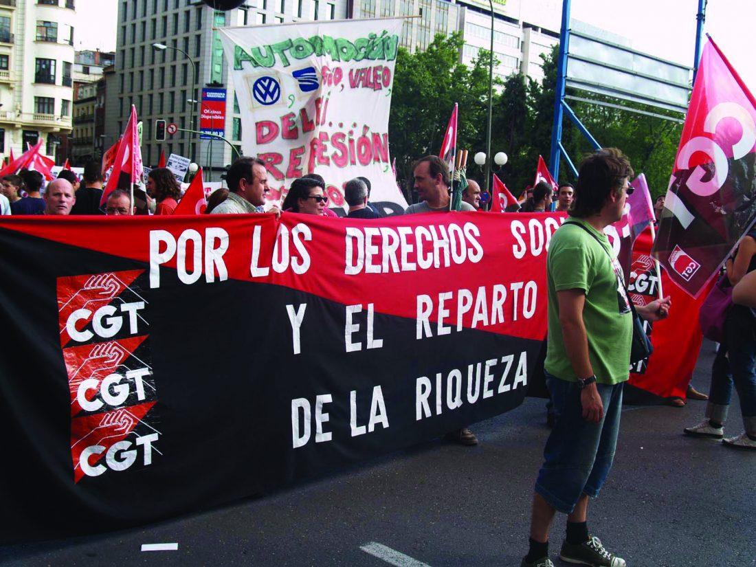 CGT-Camp de Morvedre llama a participar en la manifestación del 24 de julio contra el cierre de Galmed