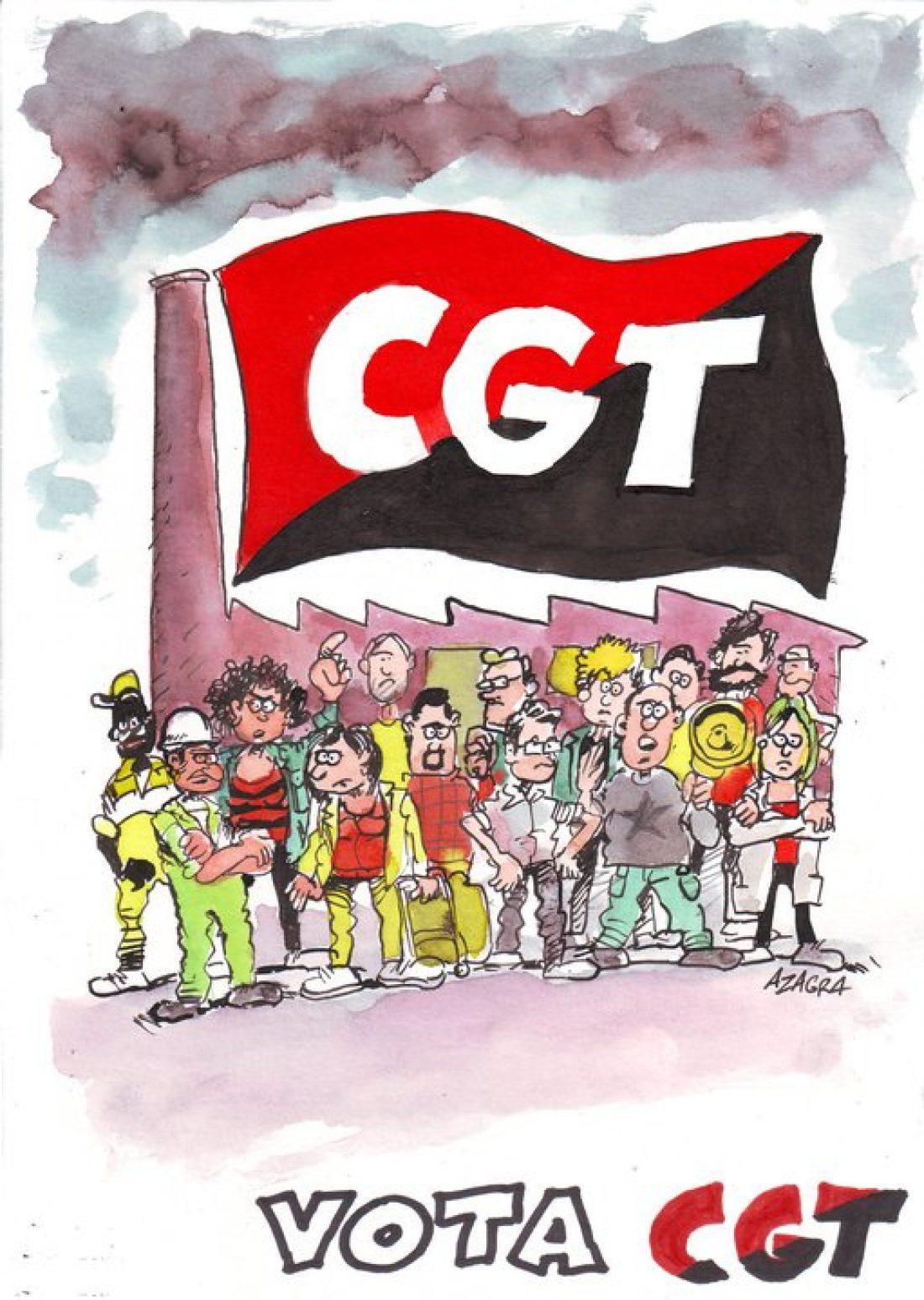 CGT gana las elecciones en la empresa T-System Ibérica de Ávila