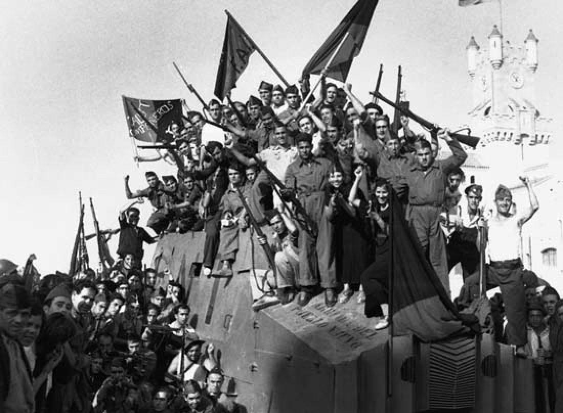 19 de Julio: Día de la Revolución Social de 1936