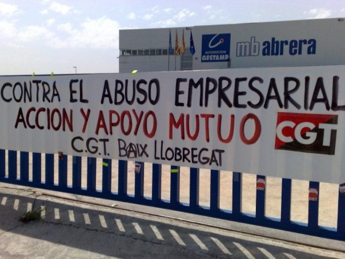 World Duty Free Group (ALDEASA) despide injusta y vilmente en Barajas a siete trabajadorxs, entre ellxs a una exdelegada de CGT