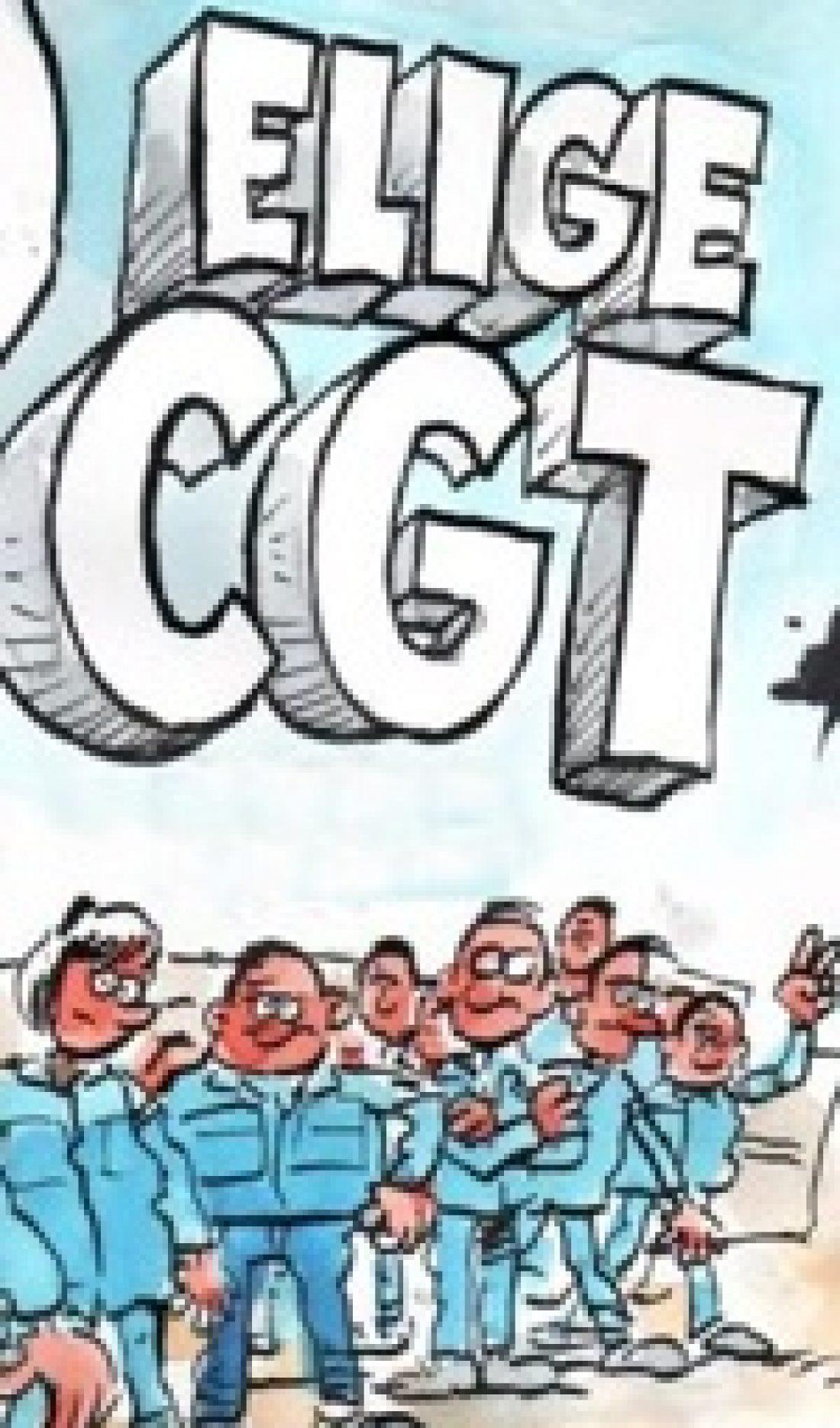 CGT gana las elecciones sindicales en OPTIMI ERICSSON MÁLAGA