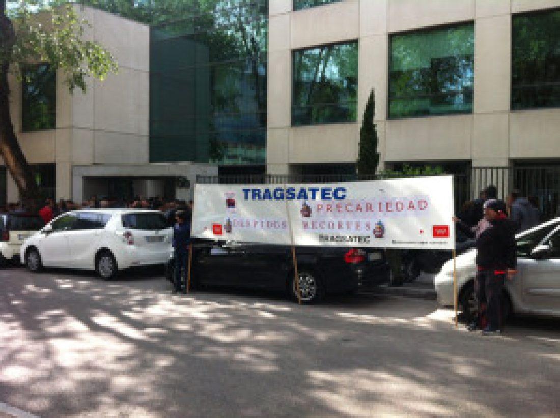 Nos venden y nos mienten. ¡No al despido colectivo en Tragsatec!