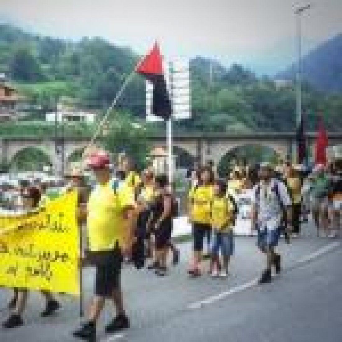 CGT Vallès Oriental anima a participar en la Marcha por la educación pública a su paso por la comarca