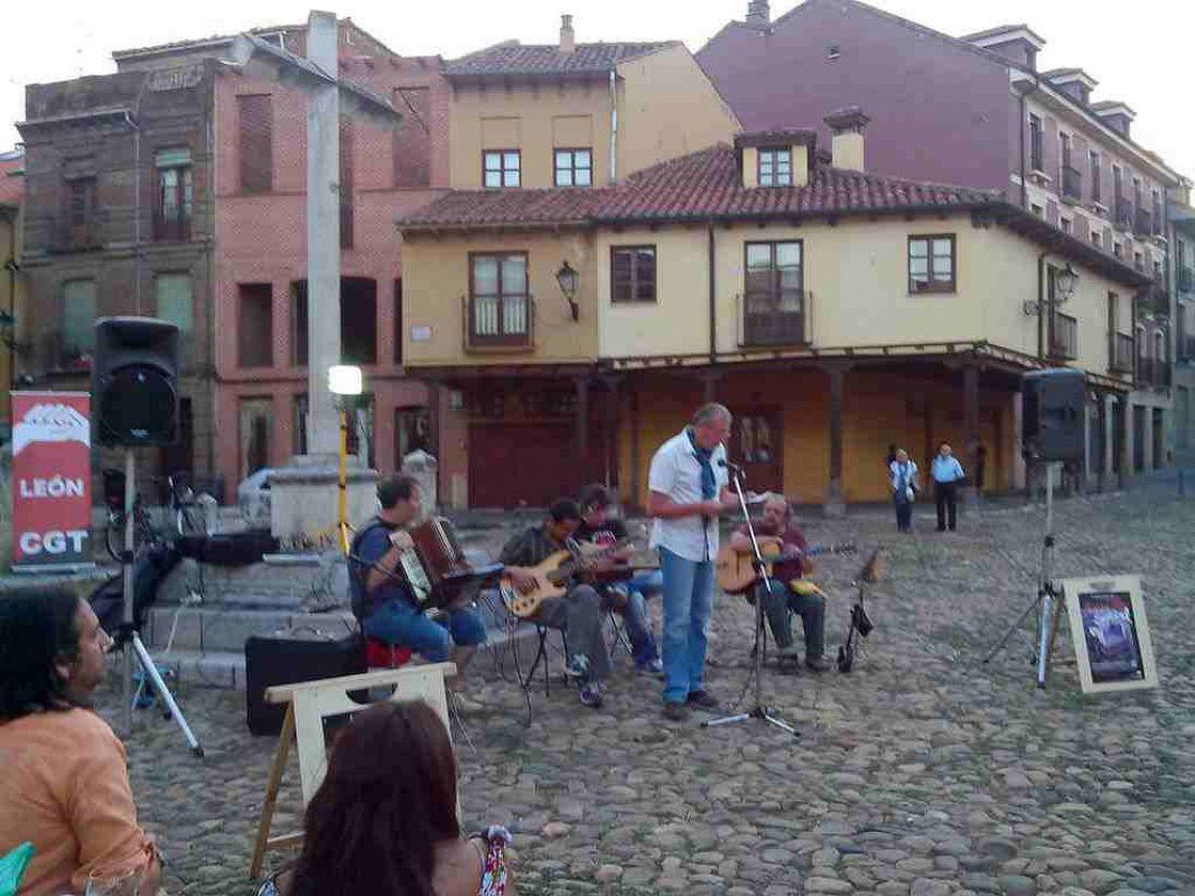 Poemas ganadores y finalistas del I Certamen de Poesía Social de CGT León