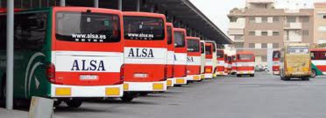 Acuerdo in extremis que evita la huelga en ALSA Andalucía