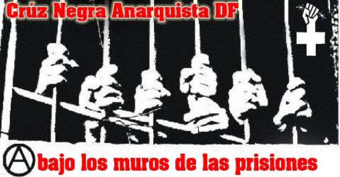 México: Detienen a cuatro compañeros anarquistas en el D.F.