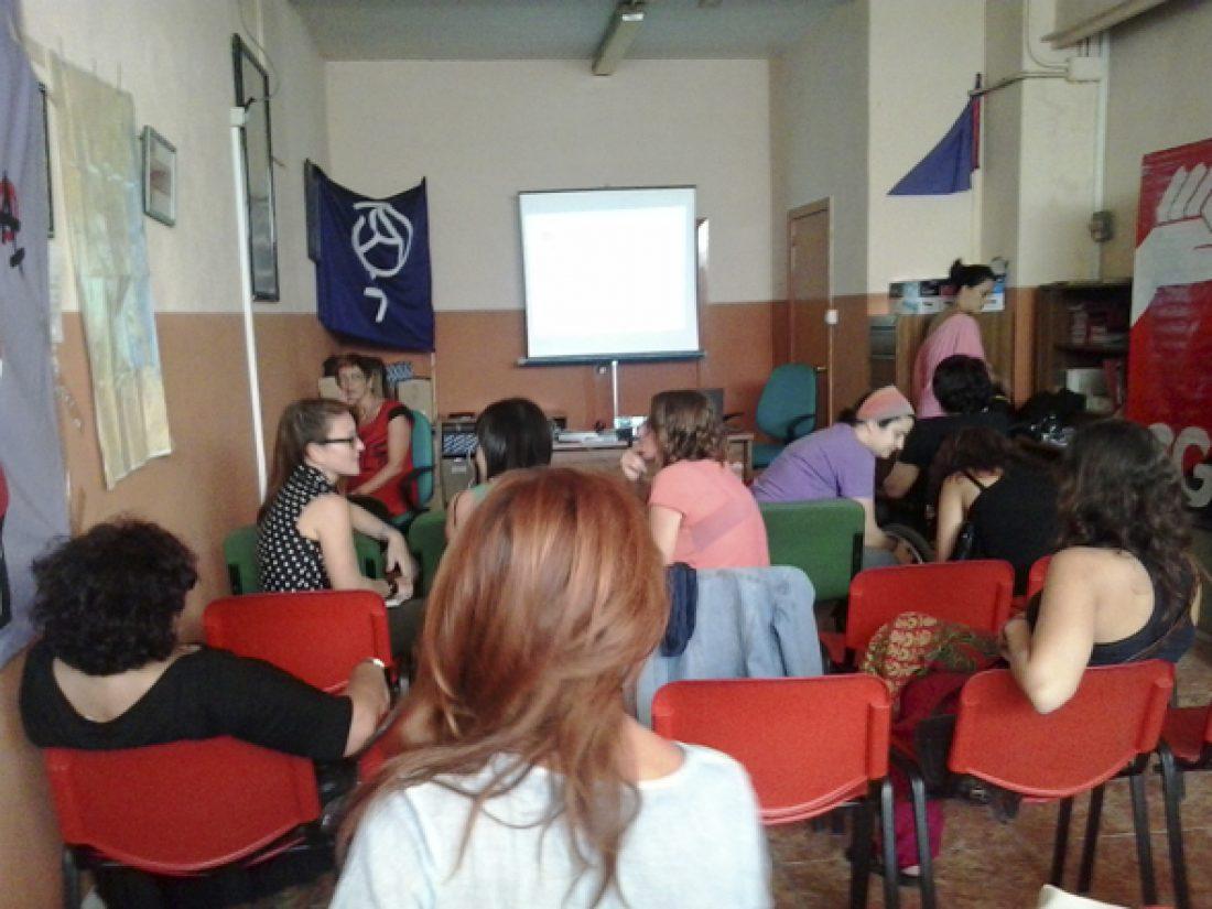Crónica de los talleres CGT y Diversidad en Alicante y Valencia