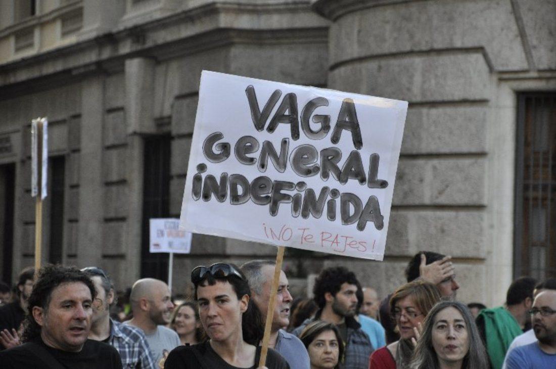 CGT de les Illes Balears apoya a la Asamblea de Docentes y la huelga indefinida en el inicio del curso
