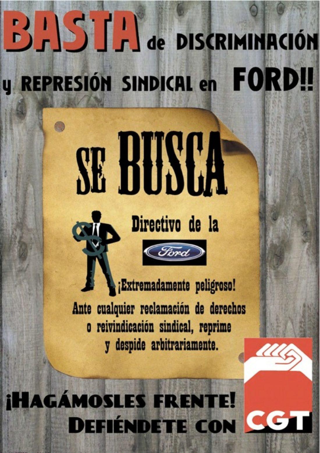 También la plantilla de Acciona inicia movilizaciones contra la precarización del trabajo promovida por la multinacional Ford