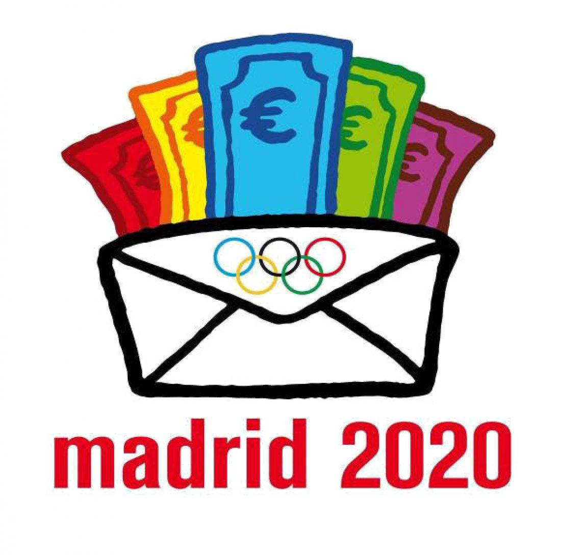 Campaña CGT Ayuntamiento de Madrid «Di no a Madrid 2020»