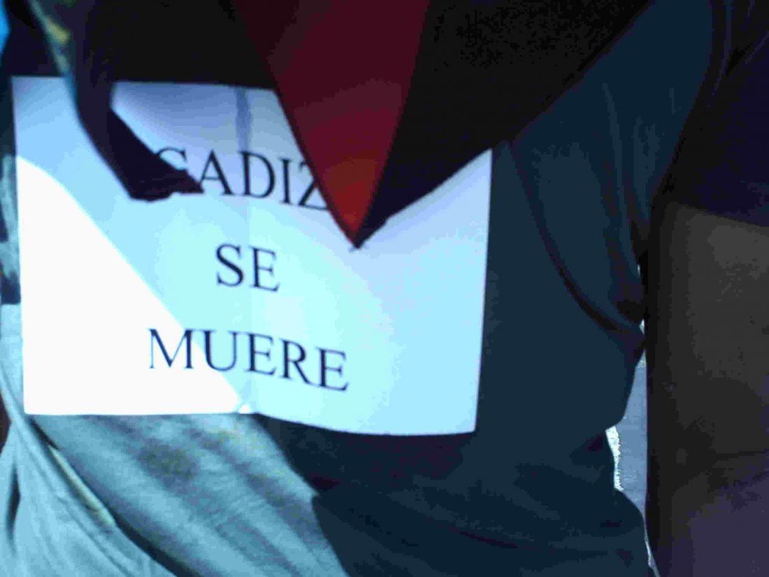 CGT llama a la manifestación del día 18 contra el paro y la precariedad y por un futuro de Cádiz