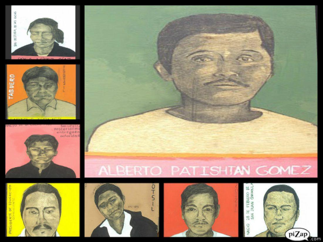 Niegan la libertad a Alberto Patishtan