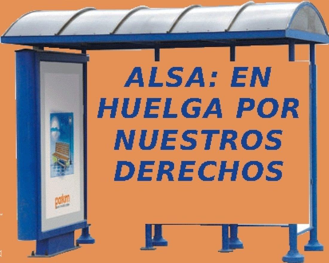 CGT plantea su decálogo a ALSA y le insta a consensuar el calendario de reuniones para abordarlo