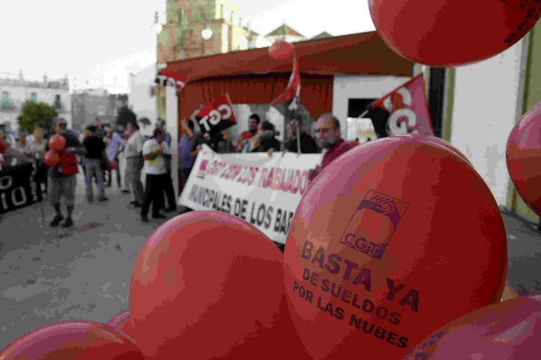 CGT exige información de relación de puestos de trabajo en Ayuntamiento de Los Barrios