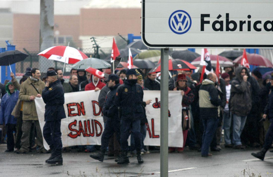 Situacion del Convenio Colectivo en VW Navarra